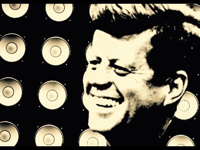 Spage  -  Secret Societies (JFK Speech Dub)