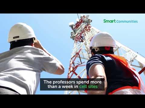 Engineering professors get hands-on training at Smart