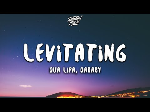 Dua Lipa - Levitating (Lyrics) ft. DaBaby