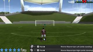 FIFA 13 All 50 Skills Tutorial  HD