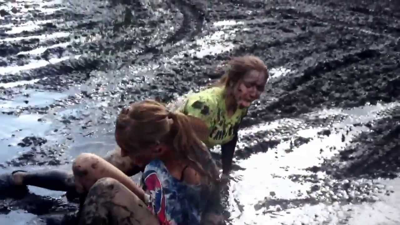 Girls Playing In Mud - Youtube-3785
