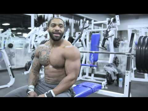 Training a Marine: Lenell Townsend | Chest and Arms | Overtraining