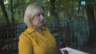 [Media City] Кладбище в Курске стало приютом для бездомных людей и собак