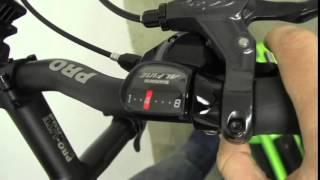Adjusting the ElliptiGO 8-speed Shimano Alfine hub