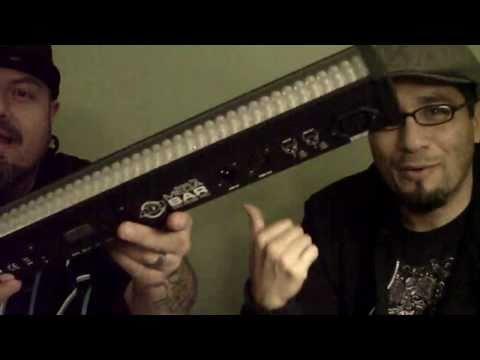 The Breakdown - ADJ Mega Bar 50 RGB RC
