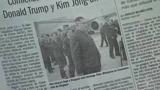 Cubanos reaccionan a cumbre Trump - Kim