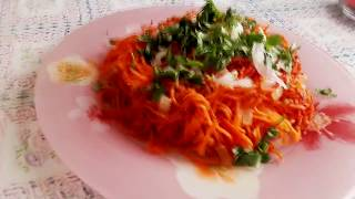 Самый Правильный и Простой Рецепт Корейского салата из моркови