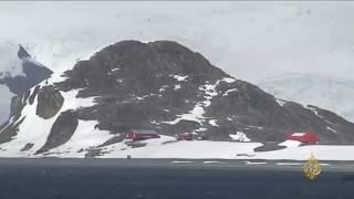 هذا الصباح- التغير المناخي في القطب الجنوبي