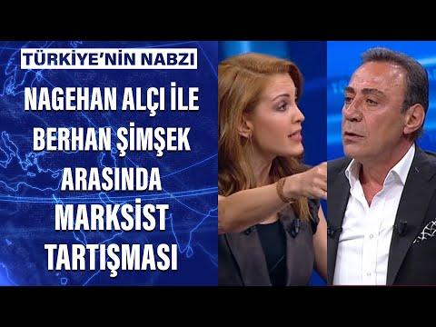 Nagehan Alçı ile Berhan Şimşek arasında Marksist tartışması...