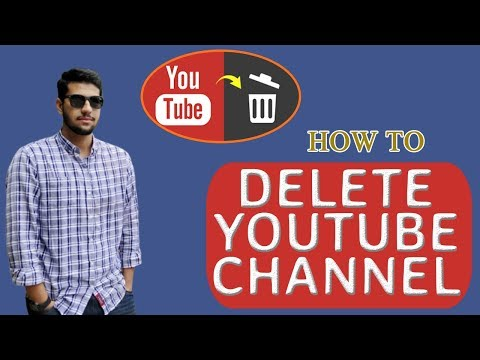 How to Delete Youtube Account Permanently || How to Delete Youtube Channel Permanently