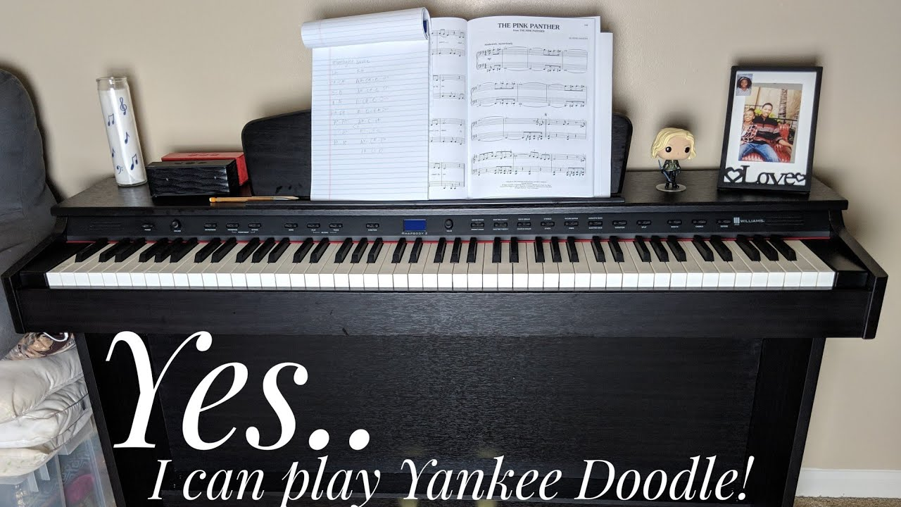 Williams Rhapsody 2 : williams rhapsody 2 88 key digital piano gift for the wifey youtube ~ Russianpoet.info Haus und Dekorationen
