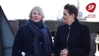 Pia Olsen Dyhr og Lise Müller kæmper for en stærk offentlig sektor
