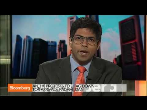 Asian Stock Volatility to Continue, Padamadan Says   Bloomberg