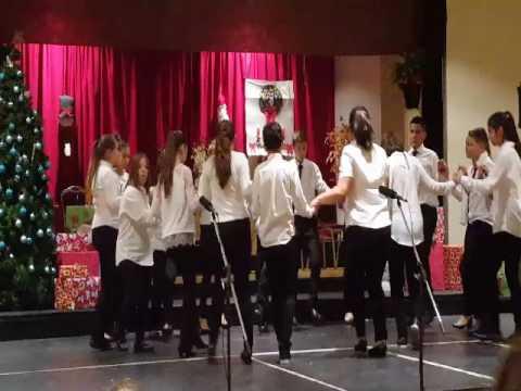 2016 12 05 Toronto Greek Community Christmas recital