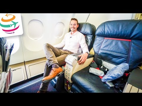 TURKISH AIRLINES Business Class A330-300 (ENG) | GlobalTraveler.TV