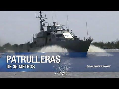 35 Meter Fast Patrol Boat (en Español)