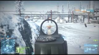 Sabalan Pipeline (END GAME DLC - Battlefield 3 - PS3) | Rush Defender | Commentary (german/deutsch)