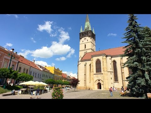 ✈️ Top things to see in Prešov, Slovakia