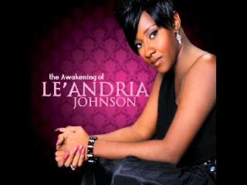 Le'Andria Johnson - JESUS!