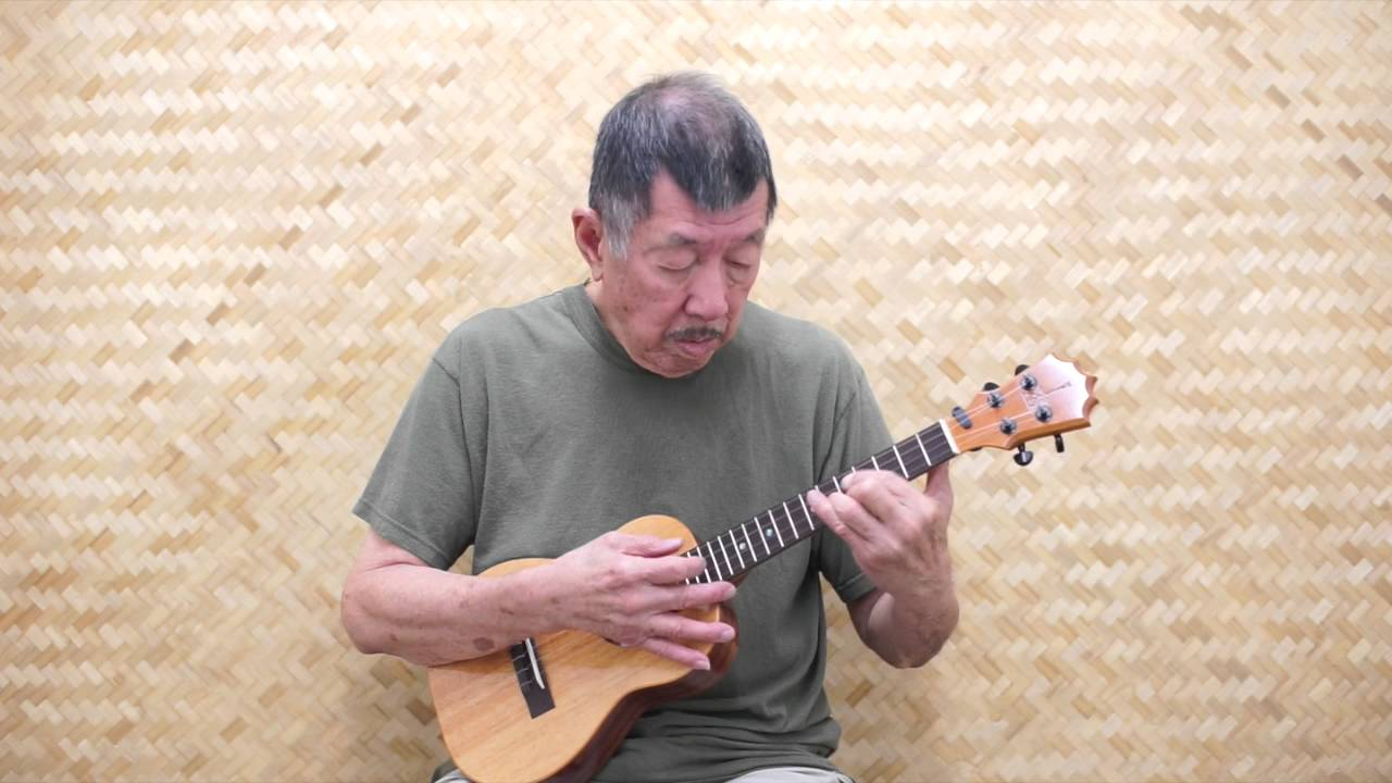 The Prayer - Ukulele Solo by Gordon Mark