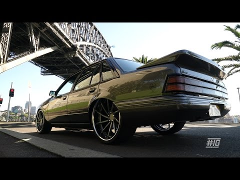 INSIDE GARAGE: Anthony's '85 Holden VK Commodore