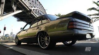 INSIDE GARAGE: Anthony's '85 Holden VK Commodore
