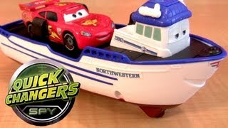 Crabby Boat Quick Changers Launcher Cars 2