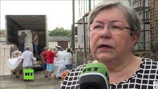 Украинская Немка Побывала На Донбассе.  И После Того...    Часть 2