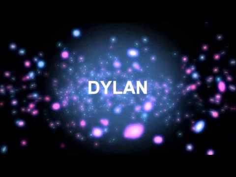 Joyeux Anniversaire Dylan Youtube