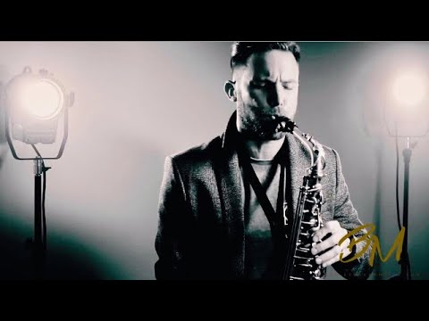 Sting - Shape Of My Heart ( Alto Sax Cover )