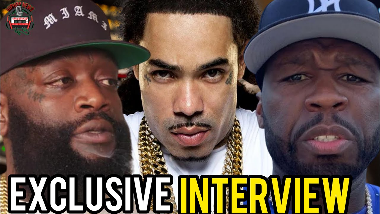 Rick Ross's Artist Gunplay On Why The Beef Between 50 Cent and Rick Ross will never be Squashed!