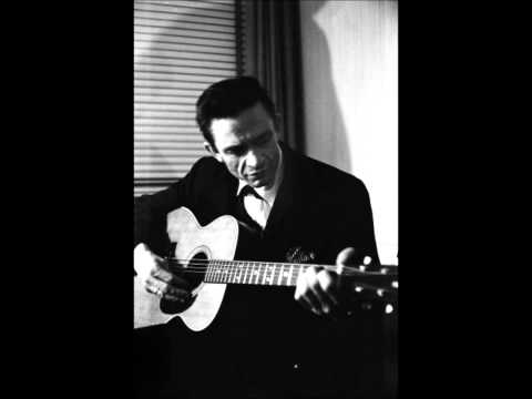 Johnny Cash-Long Black Veil