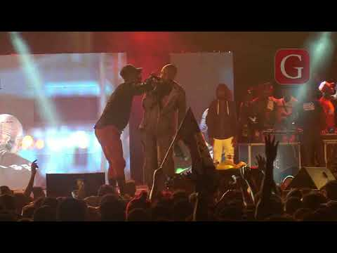 Watch as Okomfo Kwadee dazzles fans at the S Concert