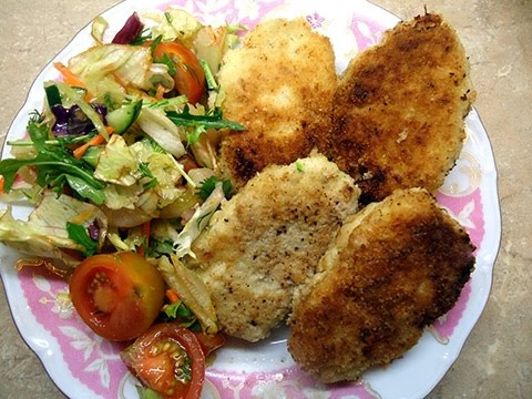 Рыбные котлеты рецепт очень вкусно Котлеты из трески