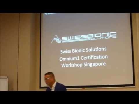PEMF Workshop Part 1 in Singapore on 9 March 2015