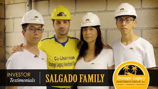 The Salgado Family - Legacy La Mirada