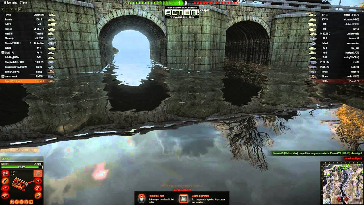 Download world of tanks with chuchil (hun)