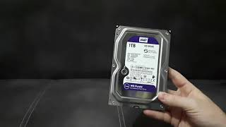 "ОНЛАЙН ТРЕЙД.РУ Жесткий диск Western Digital Purple 3.5"" 1.0 Tb SATA III 64 Mb 5400 rpm WD10PURZ"