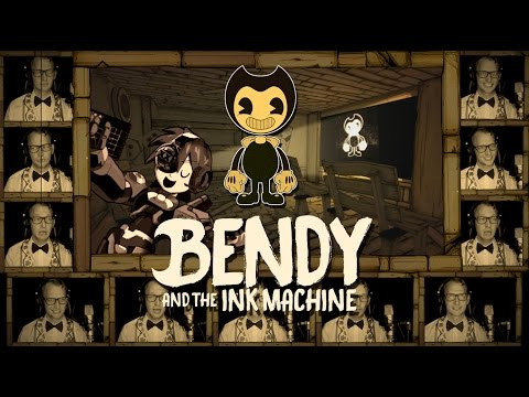 BENDY AND THE INK MACHINE SONG - (Devil's Swing) ACAPELLA