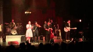 Caro Emerald Paris Acoustic Live Nieuwe Luxor Rotterdam 1 Nov 2014