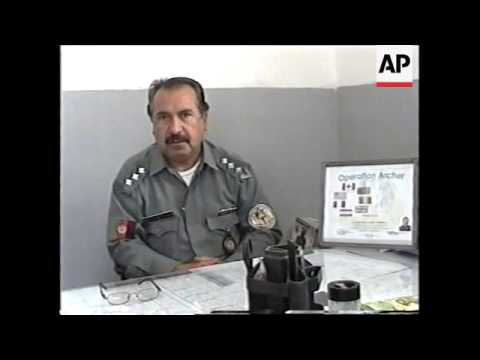 Nimroz deputy police chief on missing French aid workers