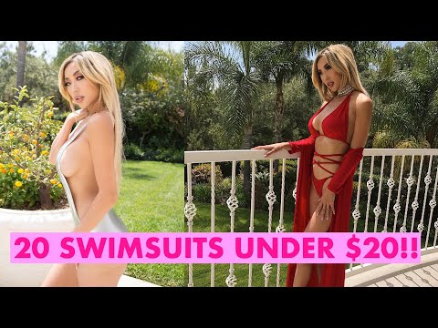 20 suits under $20 TRYON HAUL  Arika Sato