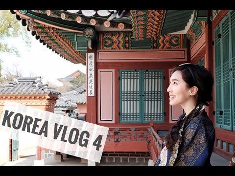 KOREA VLOG: LIVING IN A KOREAN DRAMA AT GYEONGBOKGUNG PALACE