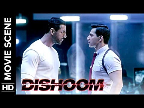 John selects Varun for his mission | Dishoom | Movie Scene