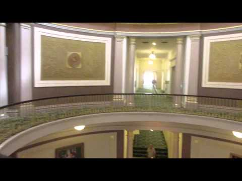 Tour Of The Alabama State House Formerly Confederate States of America Capitol