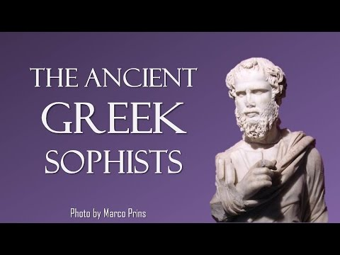 The Ancient Greek Sophists (Greek Philosophy)