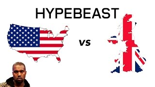 One of Magnus Ronning's most viewed videos: American Hypebeast vs. English Hypebeast
