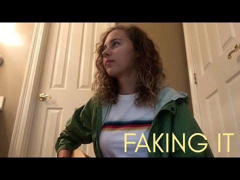 faking it // calvin harris ft kehlani // acoustic cover