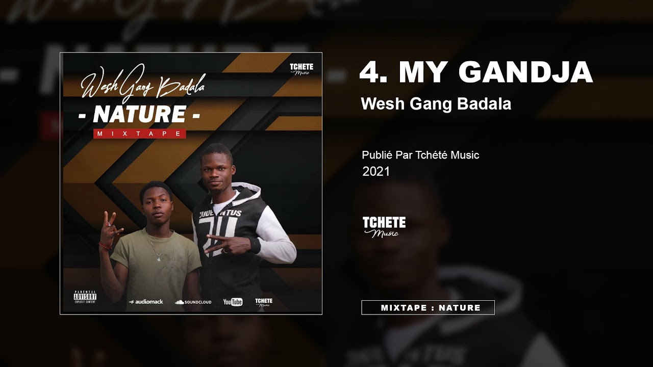 Wesh Gang Badala - Mixtape : Nature