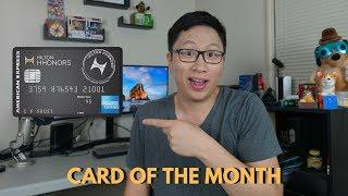 Card of the Month: Amex Hilton Surpass (100k Bonus)